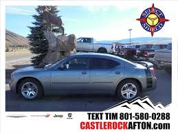 2007 dodge charger rt 4dr sedan in alpine wy rocky mountain yeti