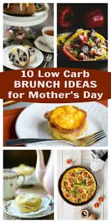 ideas for a brunch 10 low carb brunch ideas for s day