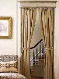 Door Way Curtains Transform A Simple Doorway Into A Pretty Passage Hang Curtains In