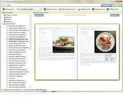 livre de recettes de cuisine gratuite creer un livre de recette de cuisine faire livre recette cuisine