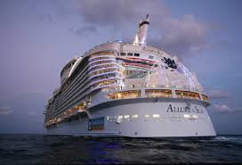 caribbean cruise allure of the seas wallpaper punchaos com