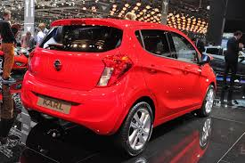 opel karl 2015 opel u0027s karl brings its eco friendly ways to geneva
