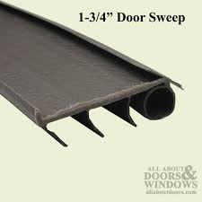 Exterior Door Bottom Seal Exterior Door Bottom Seal On Door Bottoms And Sweeps All