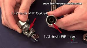 stop valves for bathroom sink how to fix a toilet parts water supply valve youtube
