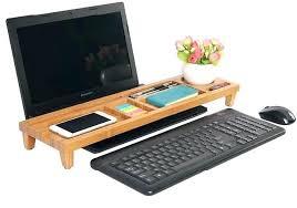 Metal Desk Organizer Metal Desk Organizer Desktop Organizer Wooden Desktop Organizer
