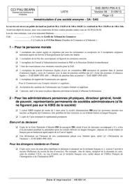 Calaméo Cfe Immatriculation Snc Calaméo Cfe Immatriculation Sa Et Sas