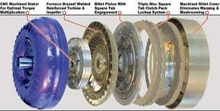 bmw e39 torque converter dr