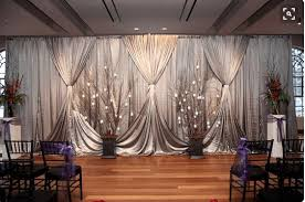 wedding backdrop drapes 4 amazing tips to enhance your wedding with pipe and drape