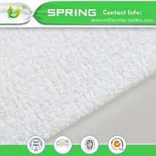 Waterproof Mattress Cover For Crib China Hypoallergenic Anti Bacterial Crib Mattress Pad Waterproof