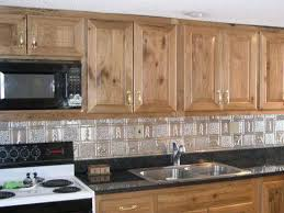 aluminum kitchen backsplash gwen s cabin aluminum backsplash tile 0512 dct gallery