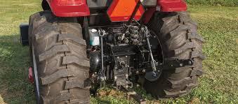 compact farmall cvt series utility tractors case ih