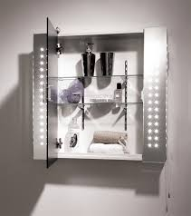 Bathroom Mirrors With Shaver Socket Illuminated Bathroom Cabinets Mirrors Shaver Socket