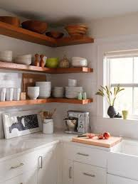 open kitchen shelves decorating ideas best 25 corner shelves kitchen ideas on diy corner