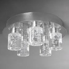 beautiful bubble ceiling light 45 on crystal light pendants with
