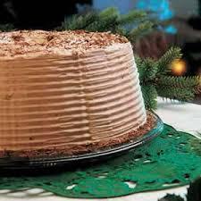 contest winning chocolate angel food cake recipe taste of home