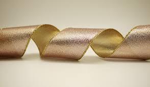 metallic ribbon fancy weave metallic ribbon bulk ribbon supply king
