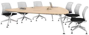 Vitra Meeting Table Omega Veneered Conference Table Oficinas Offices Pinterest