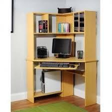 Home Computer Desk Hutch Corner Desks With Hutch For Home Office Foter