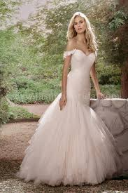 detachable wedding dress straps f191001 tulle wedding dress with detachable floral straps