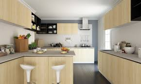 buy abigail u shaped kitchen online in india livspace com