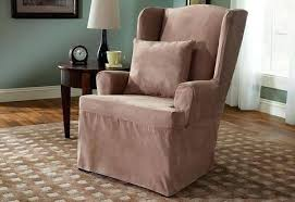 chair slipcovers canada contemporary wingback chair slipcovers makeupmel com