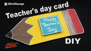 cards for s day diy pencil shape s day card how to make jk arts 1052