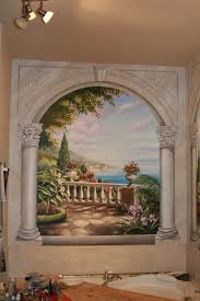 Painted Wall Mural 25 Best Mural Ideas Images On Pinterest Mural Ideas Painted