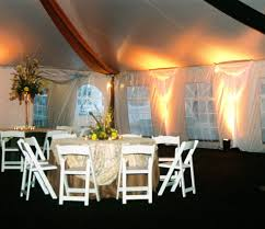wedding tent lighting tent lighting for weddings special events aaa tent masters