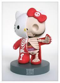 toy019 kitty anatomy sculpt jason freeny cutaway 5