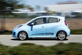 2014 chevrolet spark ev 2lt first test motor trend