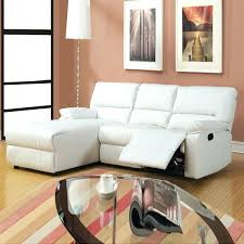 Small Scale Sectional Sofa With Chaise Leather Sectional Sofas With Recliners And Chaise U2013 Stjames Me