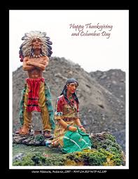 thanksgiving day 2007 postcards for indians jeff thomas urban iroquois