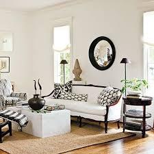 Best Living Room Designs Images On Pinterest Living Room - Black and white family room