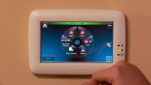 Total Connect Comfort Honeywell Tuxedo Touch And Honeywell Total Connect Remote Services Youtube