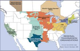 New England On Map Power Markets Are Better For Consumers Than Traditional Alernative