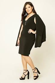 plus size crisscross dress forever 21 plus 2000203180