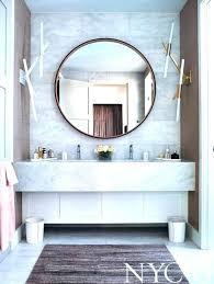 excellent bathroom mirror round bathroom mirror with lights built