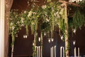 wedding centerpiece roots blooms