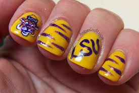 tiger nail art images nail art designs