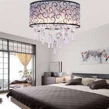 Chandelier Light Fixture Impressive Bedroom Interior Accessories Decoration Integrates