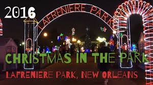 bull run park christmas lights christmas in the park lafreniere park new orleans xmas lights