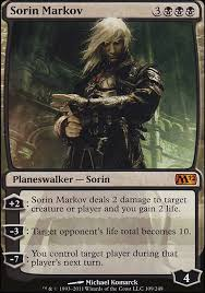 does target have black friday sales for mtg sorin markov mtg card