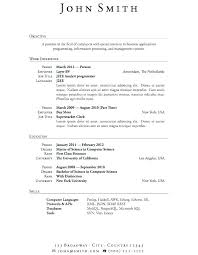 high resume for college admissions exles sle high resume for college admission