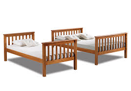Bunk Bed Rail Guard Palace Imports Mission Bunk Bed Java