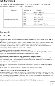 r7121 l1 sip gateway user manual 15 r7121 l1 userman eltek
