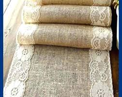 burlap in bulk burlap and lace table runners for wedding burlap table runner roll