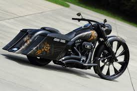 custom road king baggers this is by far one of the sickest