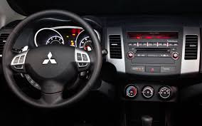 mitsubishi asx 2014 interior 2012 mitsubishi outlander information and photos zombiedrive