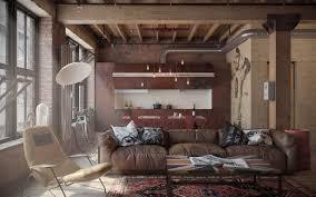 Interior Design Leather Furniture Living Room Design Ideas - Leather sofa interior design