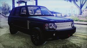 land rover truck 2015 range rover for gta san andreas